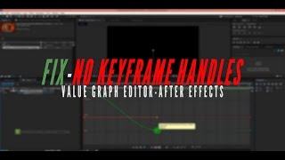 How to Fix After Effects Lines Error
