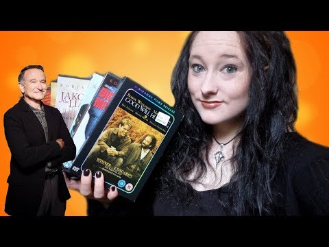 A Robin Williams DVD Haul! | Amy McLean