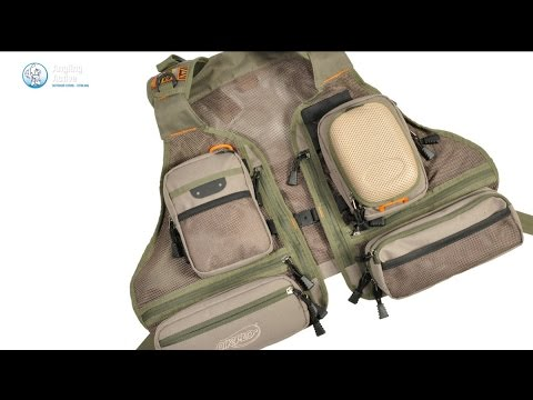 Airflo Outlander Vest - 2014 - Mesh Fly Vest - Product Review