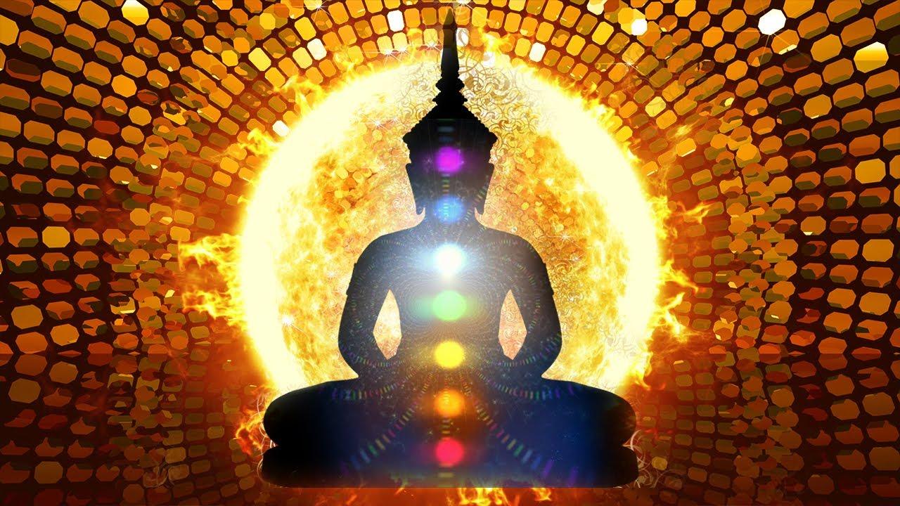 ALL 7 CHAKRAS HEALING MUSIC, Full Body Aura Cleanse, Kundalini Awakening