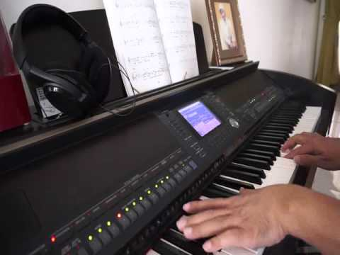 bukannya aku takut cover piano