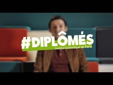 #DIPLÔMÉS - Portrait de Pierre-André