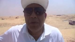 رأى خبير ادارة فى قناة السويس الجديدة فى موقع الحفر أغسطس 2014