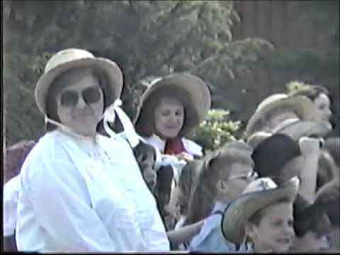 Fresta Valley Christian School Pioneer Day 1996