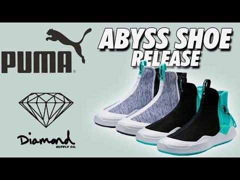 PUMA x DIAMOND SUPPLY ABYSS FIRST IMPRESSION! 9f81aa6c9