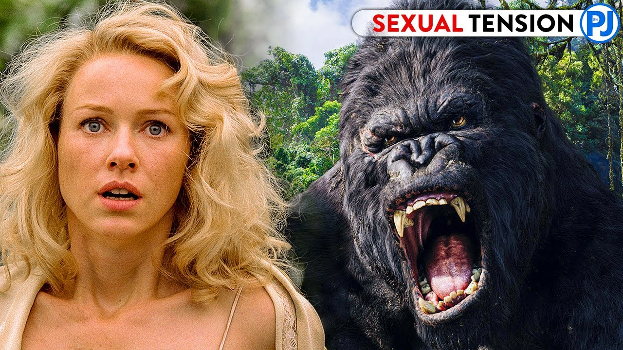 King Kong falls in LOVE but WHY? Sexual Tension - PJ Explained