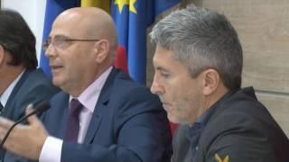 El juez Grande-Marlaska visita la ciudad para analizar la reforma de los delitos de terrorismo