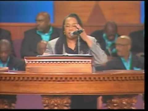 "Download Rev. Elreta Dodds At City Of Refuge (Bishop Noel Jones) ""Oh, The Blood"""