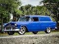 1955 Chevrolet Sedan Delivery   #0112   Sold