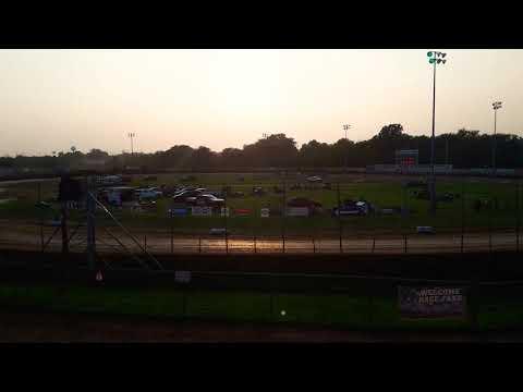 Angell Park Speedway Legends Heat 1 8/12/18