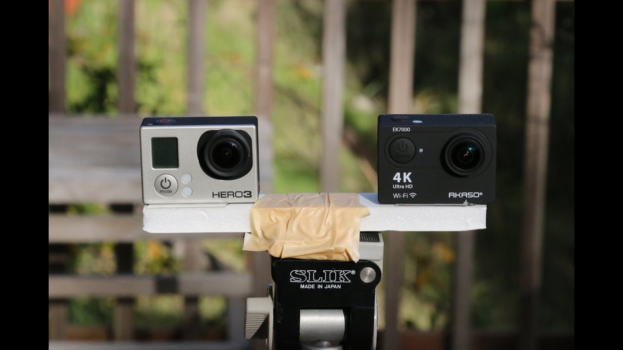 Image result for Campark ACT74 Review: Modest Budget Action Cam