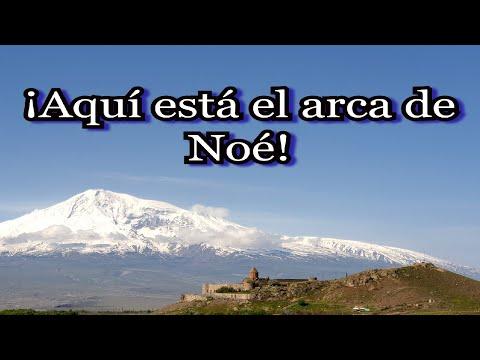 El Monte Ararat, ¿se Encuentra Aquí El Arca De Noé?