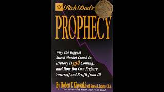 Rich Dads Prophecy Robert T. Kiyosaki Audiobook