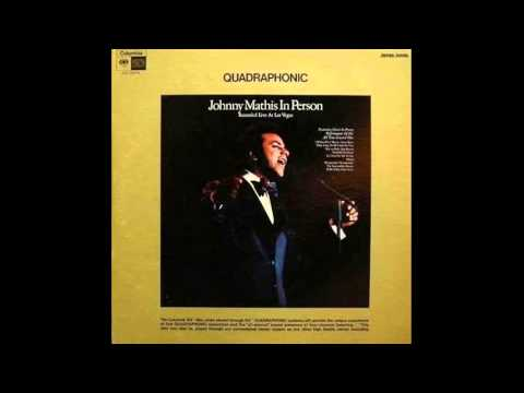 Johnny Mathis ‎– In Person   Recorded Live At Las Vegas 1972( Full Album)