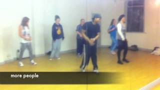 Marcquelle ward dance class neyo - can we chill