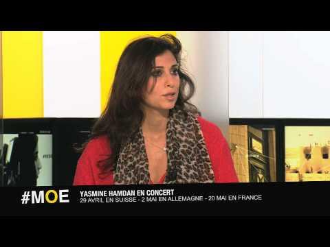 "Yasmine Hamdan : ""Je reviendrai en Tunisie"""