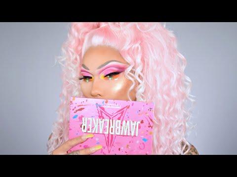 Bitch! I used 13 shades - Jeffree Star Cosmetics Jawbreaker thumbnail