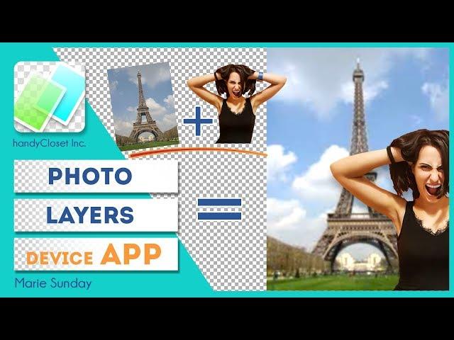 Photo Layers App