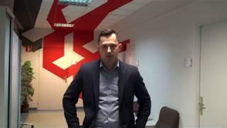 Michał Rudzki - słuchacz studiów podyplomowych