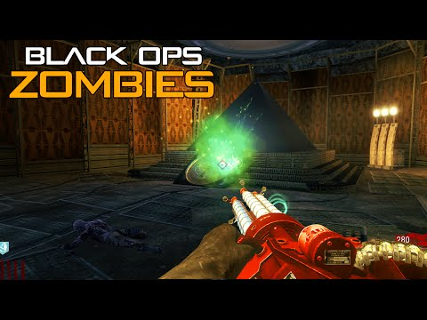 RAY GUN DEATH MACHINE - Black Ops Zombies Gameplay (BO Zombies Mod)