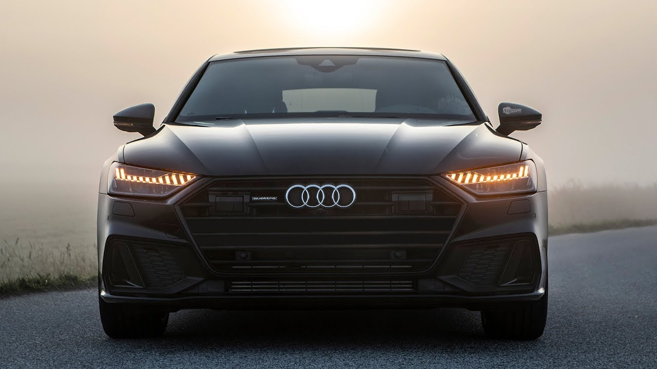 WOW! 2019 AUDI A7 SPORTBACK 55TFSI - TAKEN TO MAGICAL ...