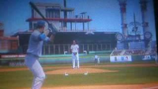 MLB 2K9 gameplay