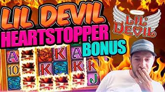LiL' Devil Heartstopper Bonus!! Angel Free Spins FTW!!