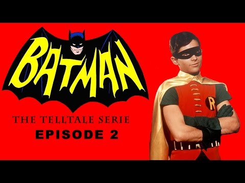 Batman The telltale serie - Episode 2 - Marthaaaa