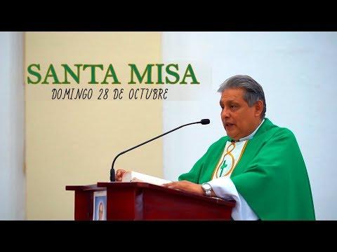 Santa Misa  / Domingo 28 de octubre 2018 / Santisimo Films