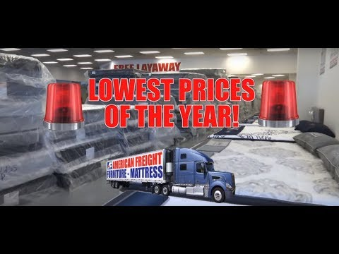 American Freight Furniture Final Savings Sale