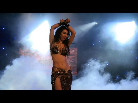 Irina Zagoruiko ⊰⊱ GLAMOUR Bellydance Party '14.