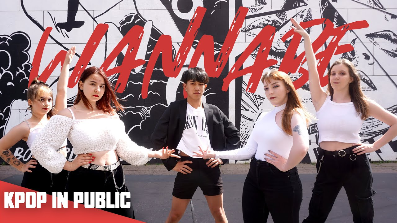 [KPOP IN PUBLIC FRANCE] ITZY (있지) - Wannabe   Cover by LaGang Dance