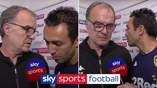 Marcelo Bielsa's unique post-match Leeds United interview!