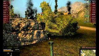 World of tanks Lorraine 40t 8 фрагов 2600 опыта