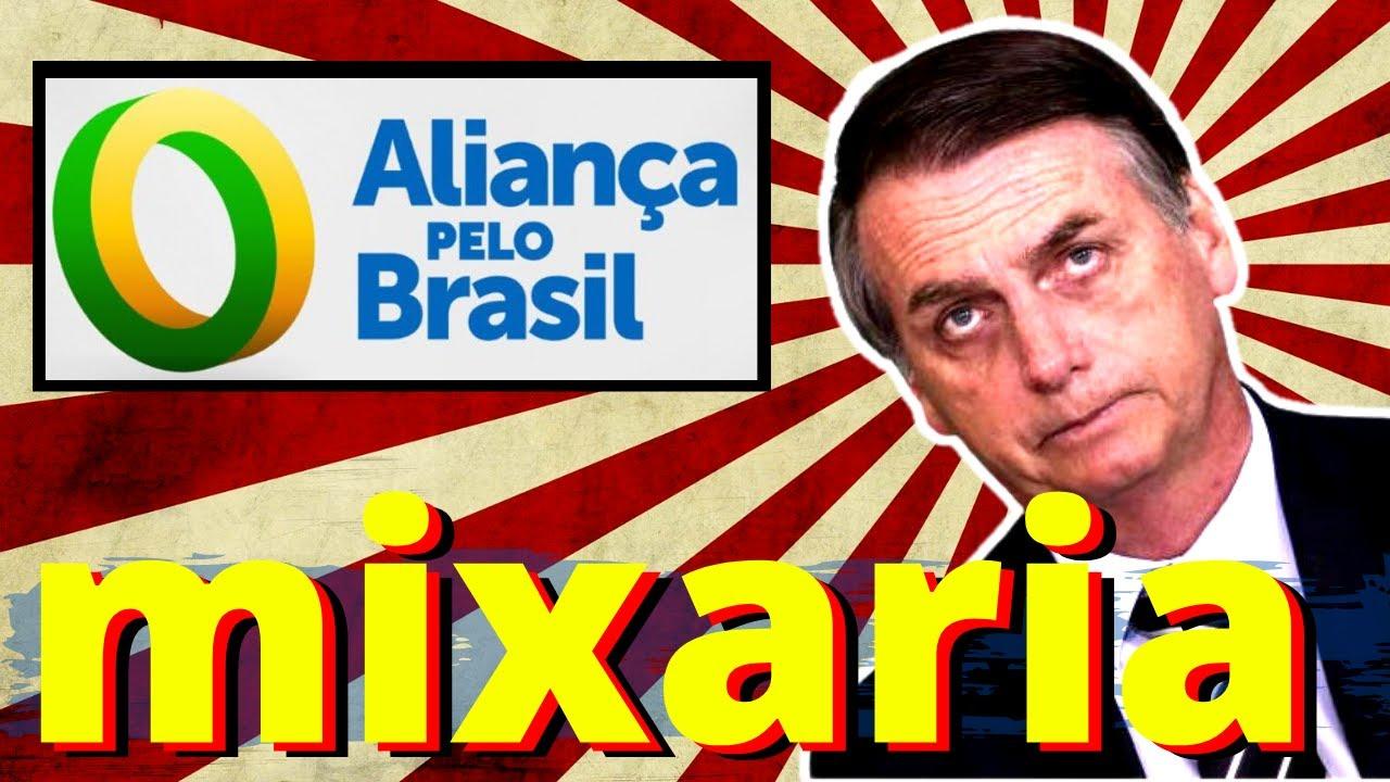 #AliançaPeloBrasil tem só 3% das assinaturas necessárias