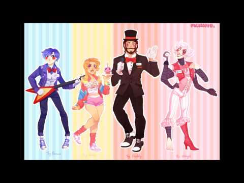 Nightcore the living tombstone its been so long fnaf 2 youtube