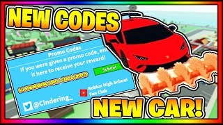 ALL NEW WORKING CODES FOR SUPERSTAR HIGH SCHOOL 2 (ROBLOX)!