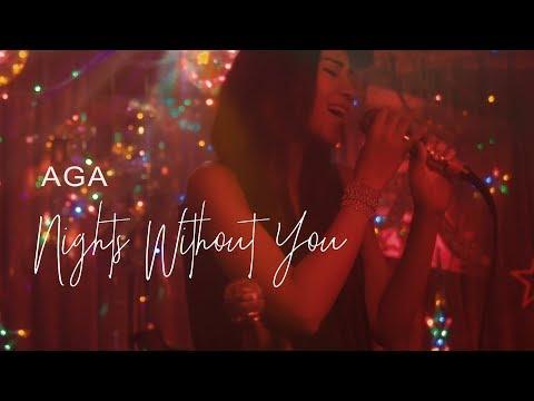AGA 江海迦 - 《Nights Without You》MV