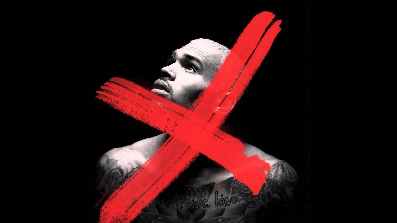"""X Album Chris Brown """"X"""" (D..."""