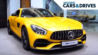 Mercedes-AMG GT S Coupe | Mercedes-AMG | Mercedes-Benz | Mercedes-AMG GT Coupe Supercar