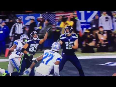 Did Doug Baldwin STEAL a Touchdown Pass from teammate Kearse?
