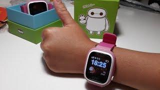 Умные детские смарт часы Q90. КРУТЫЕ ДЕТСКИЕ Часы Телефон + GPS + WiFi