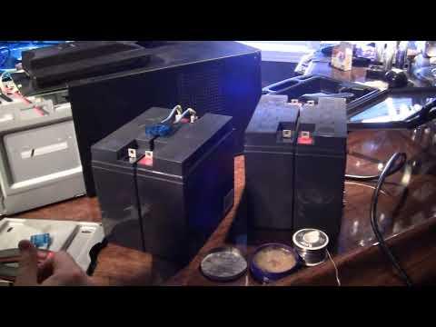 APC 24V Smart 1000 Battery Upgrade (RBC6-RBC7)
