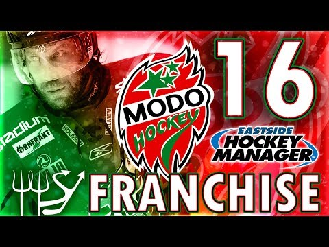 DOMINANT Year 5 - MODO Eastside Hockey Manager - Ep. 16 from YouTube · Duration:  12 minutes