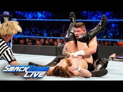 Kevin Owens & Kofi Kingston vs. Daniel Bryan & Rowan: SmackDown LIVE, Feb. 26, 2019