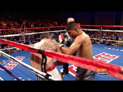 HBO Boxing: Miguel Garcia vs Matt Remillard Highlights HBO
