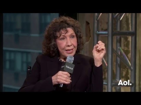 "Lily Tomlin On ""Grace And Frankie"" 