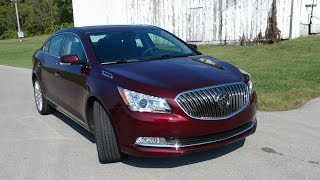 2014 Buick LaCrosse Review: Everything You Ever Wanted to Know