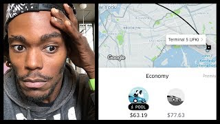 UBER is a SCAM why I