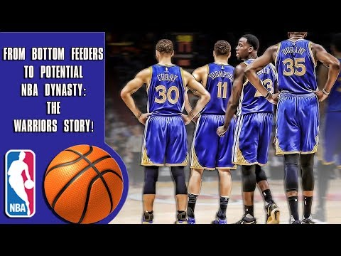 From bottom feeders to potential NBA dynasty: The incredible luck that led to the Warriors superteam